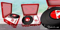 Canada Retro Record Player (Radio)_ADD
