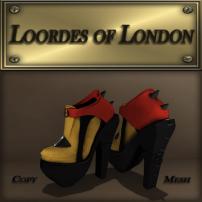 Loordes of London-Soonsara Boot-Mustard&Persimmon 1