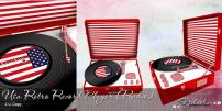 Usa Retro Record Player (Radio)_ADD