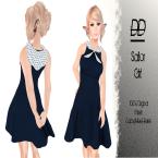 DistortedDreams - SailorGirl 150L