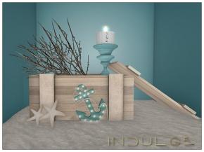Indulge - Deco Crate 99L
