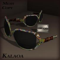 Loordes of London - Kalaoa Sunglasses-#10 L$50