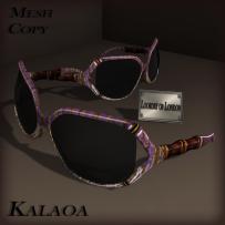 Loordes of London - Kalaoa Sunglasses-#9 L$50