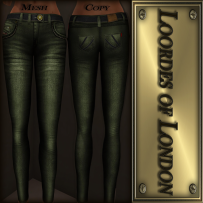 Loordes of London - Sondrio Jeans-#12 1 L$60