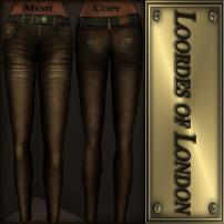Loordes of London - Sondrio Jeans-#19 1 L$60