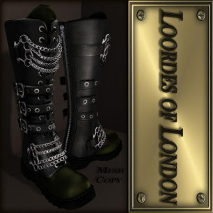 Loordes of London - The Idol-#8 L$50