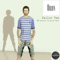 Orion - Sailor Tee L$90