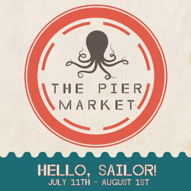 The Pier Market Round 8 Nautical b