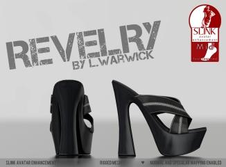 L.Warwick - Revelry Zippers