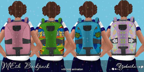 Yobasha - backpack