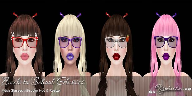 Yobasha - glasses