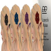 Discord Designs - Laura's Rose - L$150
