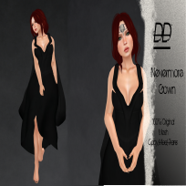 Distorted Dreams - Nevermore Gown - L$150