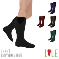 LVLE - BATHYBOOTS - L$248 - 50% off for men and women!
